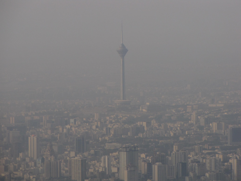 تعطیلی مدارس در روز یکشنبه - آلودگی هوای تهران