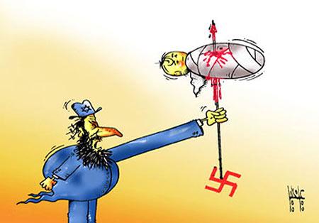 جنایــــــــــات رژیم صهیونیستی