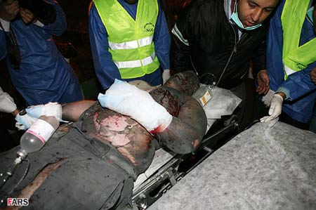 گزارش تصویری از حوادث چهارشنبه سوری!!!