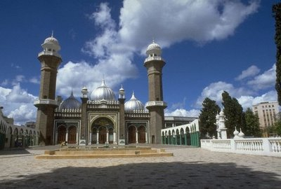 7812 875 - Most Beautiful Masjid In The World