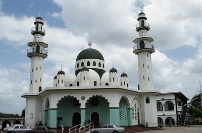 7819 963 - Most Beautiful Masjid In The World