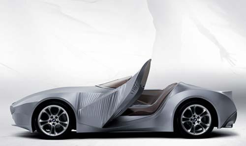 عکس: ساخت خودرویی پارچه ای