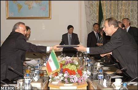 انرژی هسته ای ایران