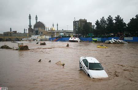 سیل و سیلاب