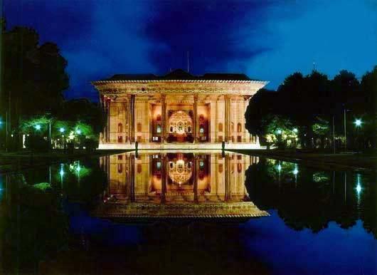 چهل ستون ـ اصفهان
