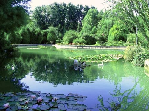 باغ پرندگان ـ اصفهان