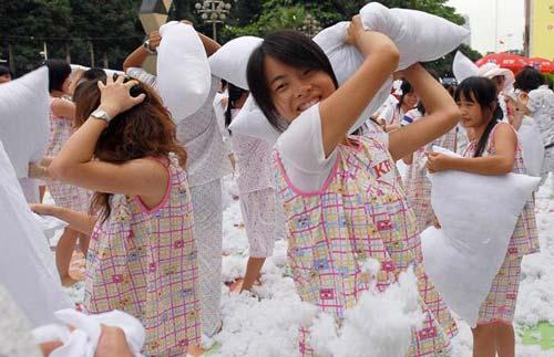 عکس س دختر خارجی آسیایی چینی کره ای یا ژاپنی جشنواره پرتاب با كس