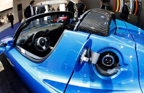 تصاویر: نمایشگاه اتومبیل فرانکفورت Tafrihi.Com