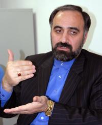 محمدرضا سبز عليپور، رئيس مرکز جامع صادراتي ايران
