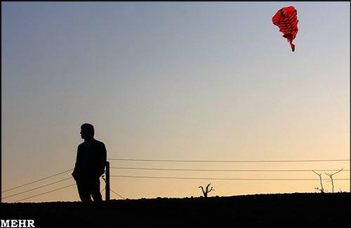 تصاویر: جشنواره بادبادکها در تهران