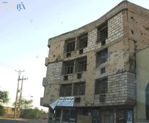 خرمشهر 31 سال بعد از آزادی همچنان در انتظار آبادی
