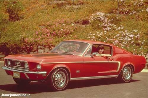 تصاویر: 10 اتومبیل اسپرت اسطورهای