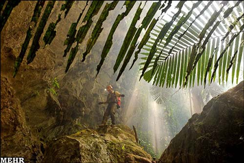 دنیای گمشده زیر زمین-بزرگترین غار دنیا