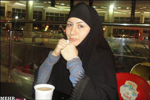 عکس   زن رقاصی که در مشهد توبه کرد و حالا مشهدی خانم شده است! :عکس