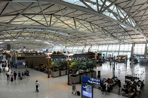 تصاویر ۱۰ فرودگاه زیبای دنیا