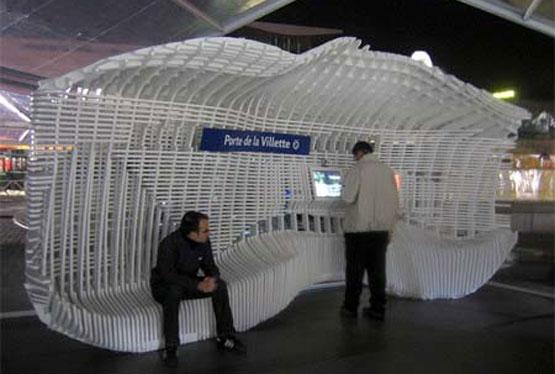 تصاویر جالب از ایستگاه های اتوبوس عجیب در کشورهای مختلف!