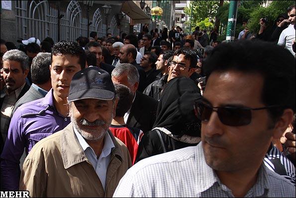 تصاویر: بزرگداشت زنده یاد حمیده خیرآبادی www.TAFRIHI.com