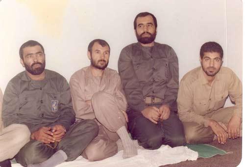 سردار شهید علی هاشمی به روایت تصویر