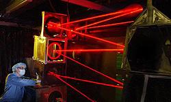 خطرناکترین لیزر جهان ساخته شد