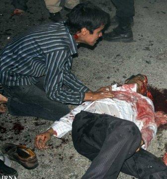 تصاویر ترور و عکس شهدای بمب گذاری در زاهدان