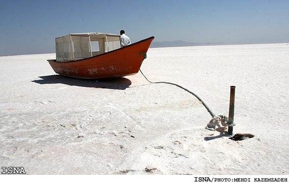 محیط زیست دریاچه ارومیه