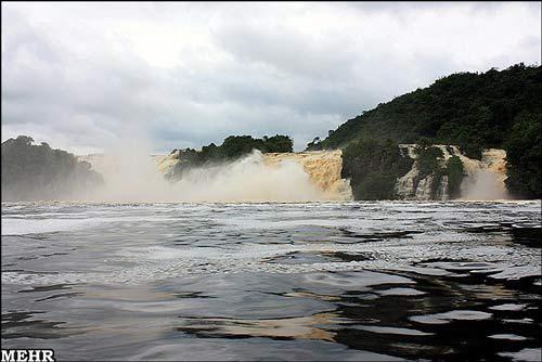 عکس, تصویر, تصاویر و عکس های آنجل بزرگترین و بلندترین آبشار جهان