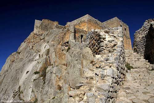 قلعه بابك, ارسباران, كليبر