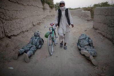 رفاه و آسایشی که خارجیها برای افغانها آوردند +تصاویر