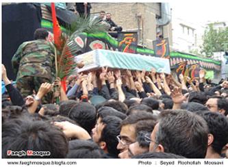 عکس   شهید گمنامی كه نشانی مزارش را داد!