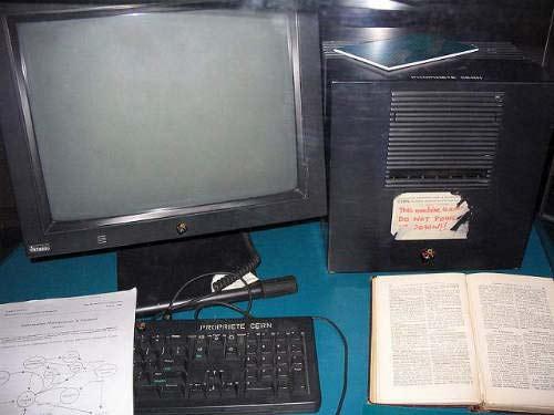 تصاویر: اولین وسایل الکترونیکی ساخته شده www.TAFRIHI.com
