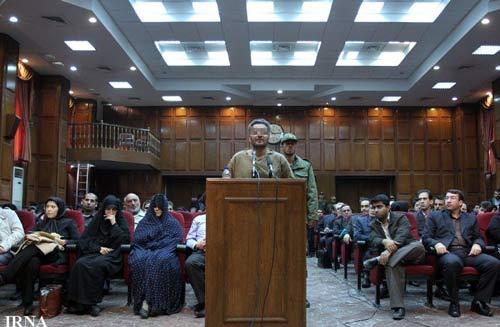عکس   عکس : عامل جنایت سعادتآباد به دار آویخته شد