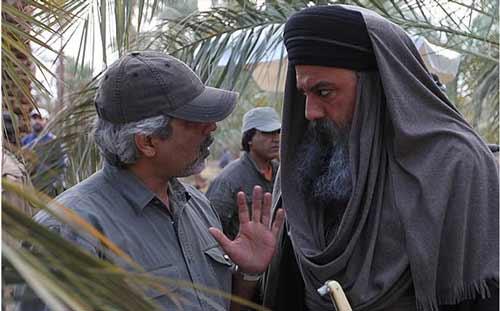 عکس نقش حضرت عباس