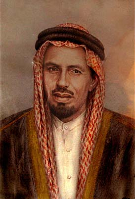 عکس:محمد بن لادن، پدر اسامه بن لادن