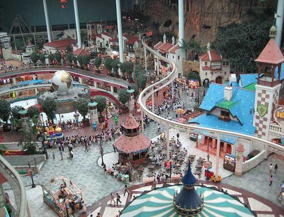 بزرگترین جزیره مصنوعی جهان! + عکس www.TAFRIHI.com