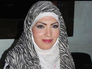 خواننده مصری  ، لیندا فهمی  ، محجبه