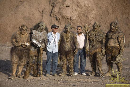 موجودات عجیب و غریب مختارنامه چگونه ساخته شدند؟! (+عکس) www.TAFRIHI.com