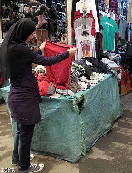 خرید لباس های شب دست دوم