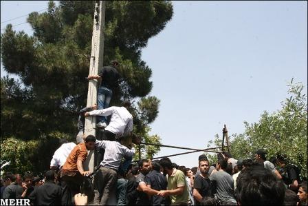 عکسهای قاتلین روح الله داداشی