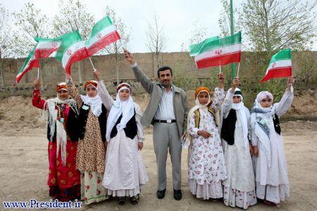 دور چهارم سفرهای استانی دولت به استان اردبیل (شهرستان نیر)
