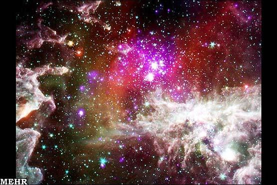 عکس های زیبا از کهکشان ها