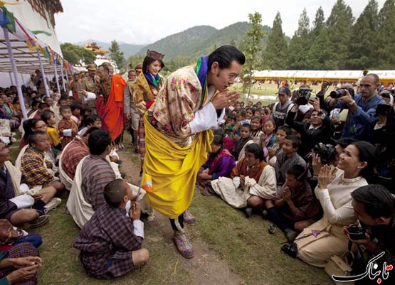 ایا عیدی یارانه ای واریز می شود تصاویر/ عروسی سلطنتی متفاوت در بوتان - مشرق نیوز
