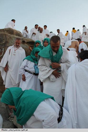 جایی که امام حسین علیه السلام  دعای عرفه خواند +عکس