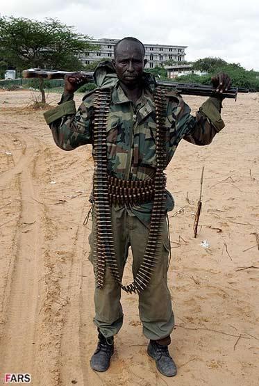 کاردستی بچه 5 ساله تصاویر: جولان شبه نظامیان در سومالی