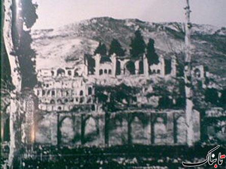 شاه مازندران دستگیر شد و پایتخت شاه مازندران دستگیر شد