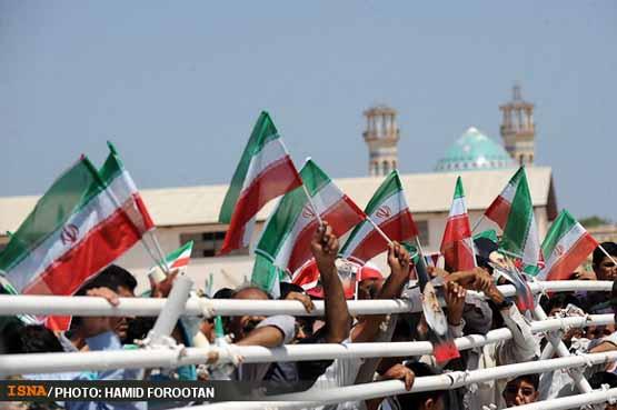 عکس هایی از جزیره ایرانی ابوموسی