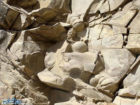 کشف تخم دایناسورهای 60میلیون ساله +تصاویر