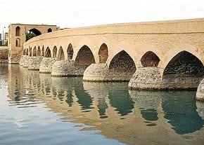 ۱۰ پل برتر تاریخ ایران+عکس