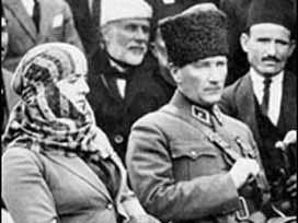 حجاب همسر آتاتورک