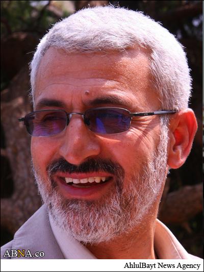 ......>>....سردار شاطری به دست مزدوران و حامیان رژیم صهیونیستی به شهادت رسید.......<<....