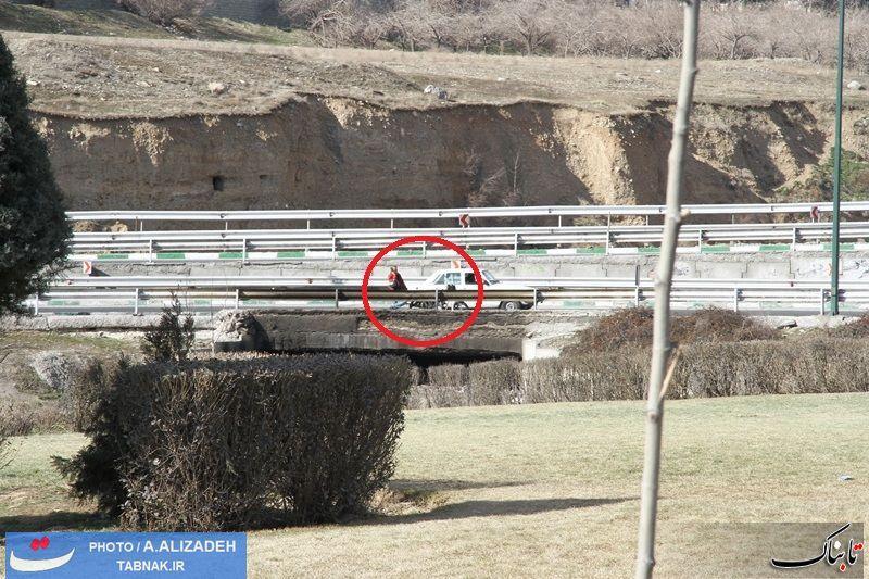 حکم توقیف خودرو پنجه اعتیاد بر گلوی تهران + تصاویر - اتحاد خبر
